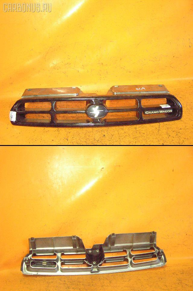 Решетка радиатора SUBARU LEGACY GRAND WAGON BG9. Фото 9