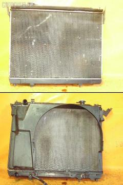 Радиатор ДВС Nissan Elgrand APWE50 VQ35DE Фото 1