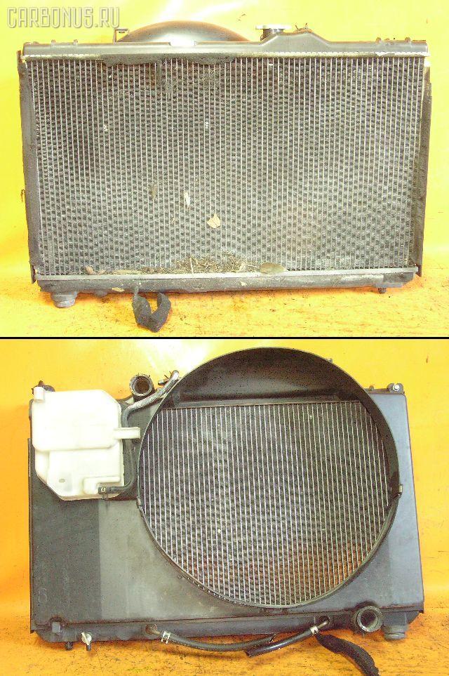 Радиатор ДВС TOYOTA MARK II GX105 1G-FE. Фото 2