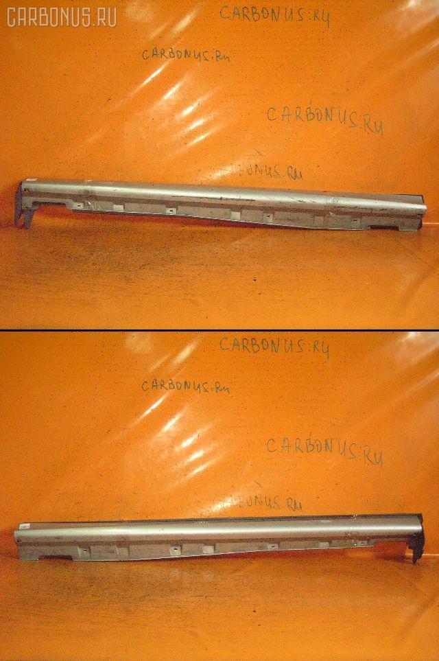 Порог кузова пластиковый ( обвес ) DAIHATSU YRV M201G. Фото 6