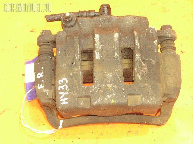Суппорт NISSAN CEDRIC HY33 VQ30DE