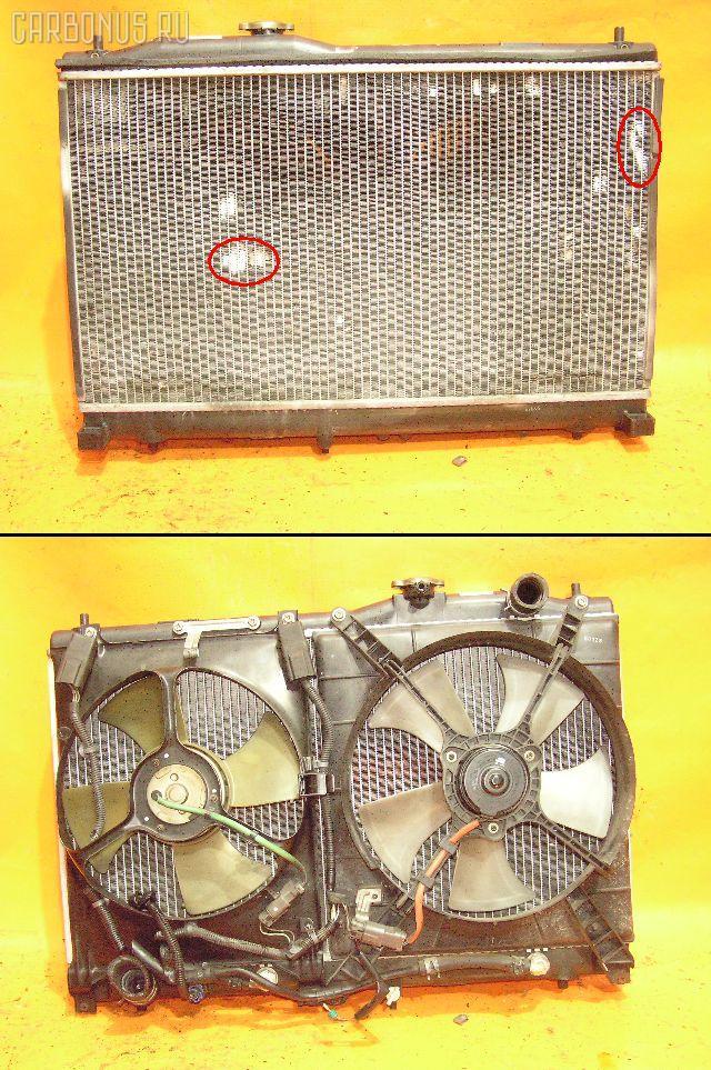 Радиатор ДВС HONDA INSPIRE CC2 G25A. Фото 10