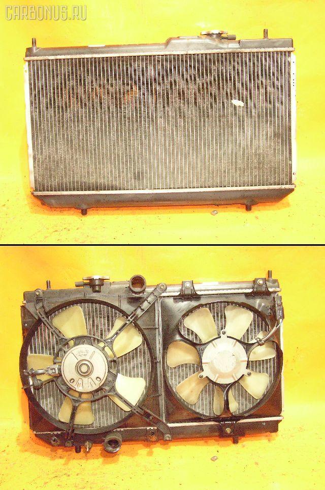 Радиатор ДВС DAIHATSU PYZAR G301G HD-EP. Фото 3