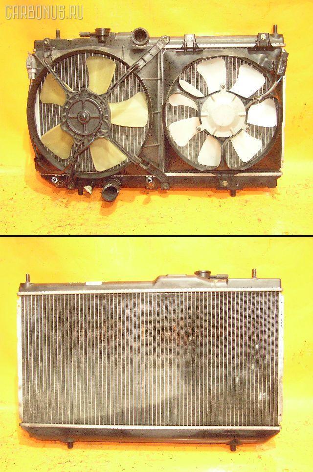 Радиатор ДВС DAIHATSU PYZAR G301G HD-EP. Фото 4