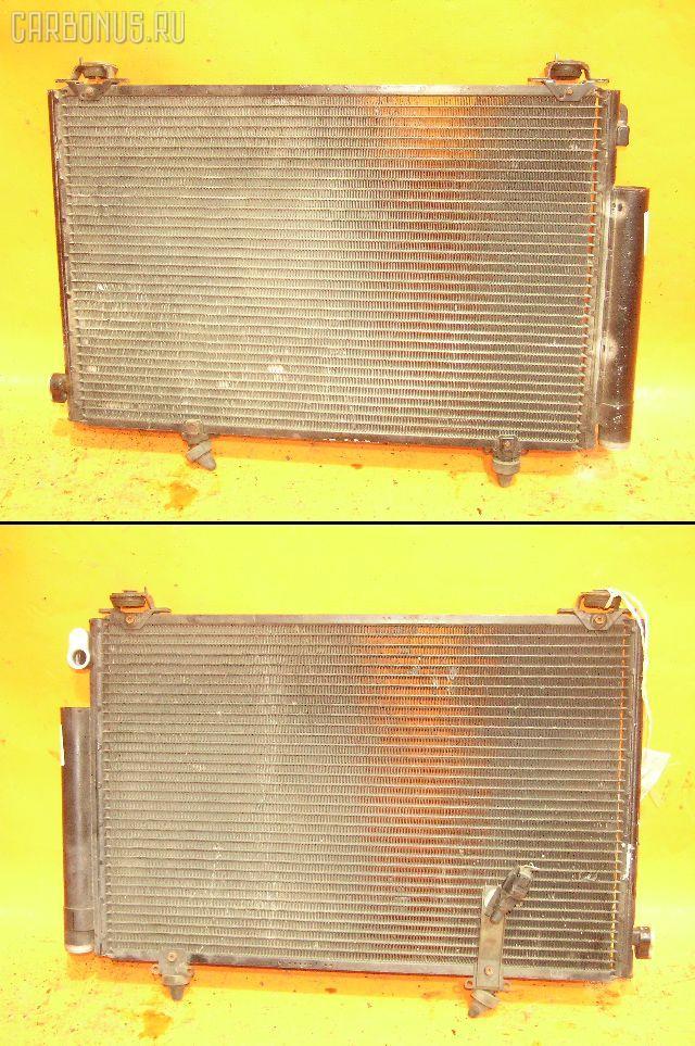 Радиатор кондиционера TOYOTA FUNCARGO NCP25 1NZ-FE. Фото 9