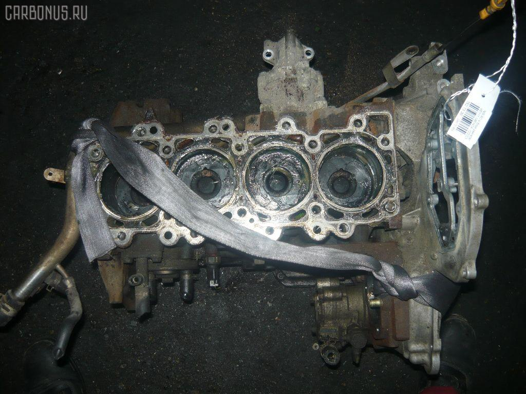 Блок двигателя NISSAN AD VAN VEY11 YD22DD. Фото 5