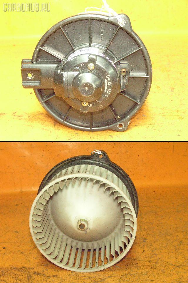 Мотор печки DAIHATSU PYZAR G303G. Фото 4