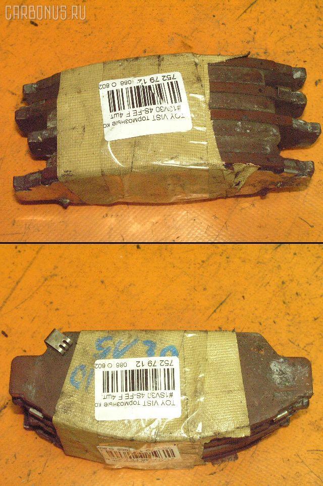 Тормозные колодки TOYOTA CAMRY SV32 3S-FE. Фото 3