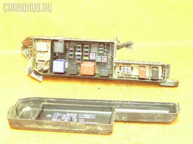Блок предохранителей TOYOTA GAIA ACM10G 1AZ-FSE. Фото 6
