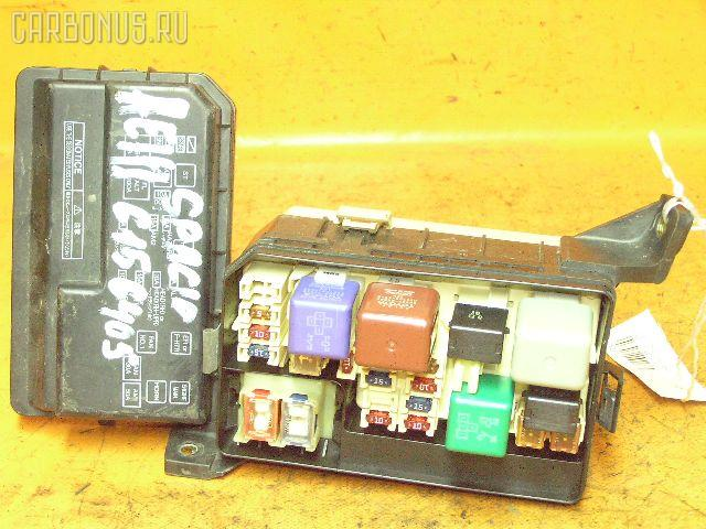 Блок предохранителей TOYOTA COROLLA SPACIO AE111N 4A-FE. Фото 9