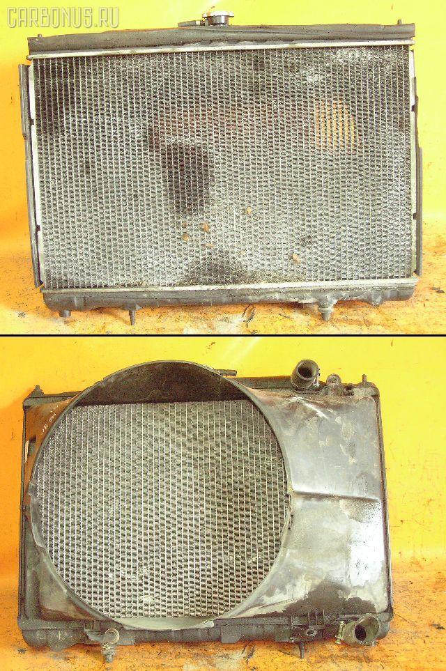 Радиатор ДВС NISSAN CEDRIC PY32 VG30DE. Фото 3