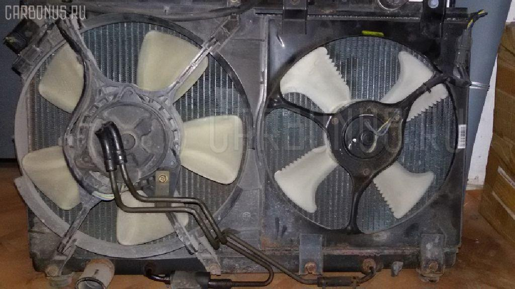 Радиатор ДВС MITSUBISHI DIAMANTE F36A 6G72 Фото 4