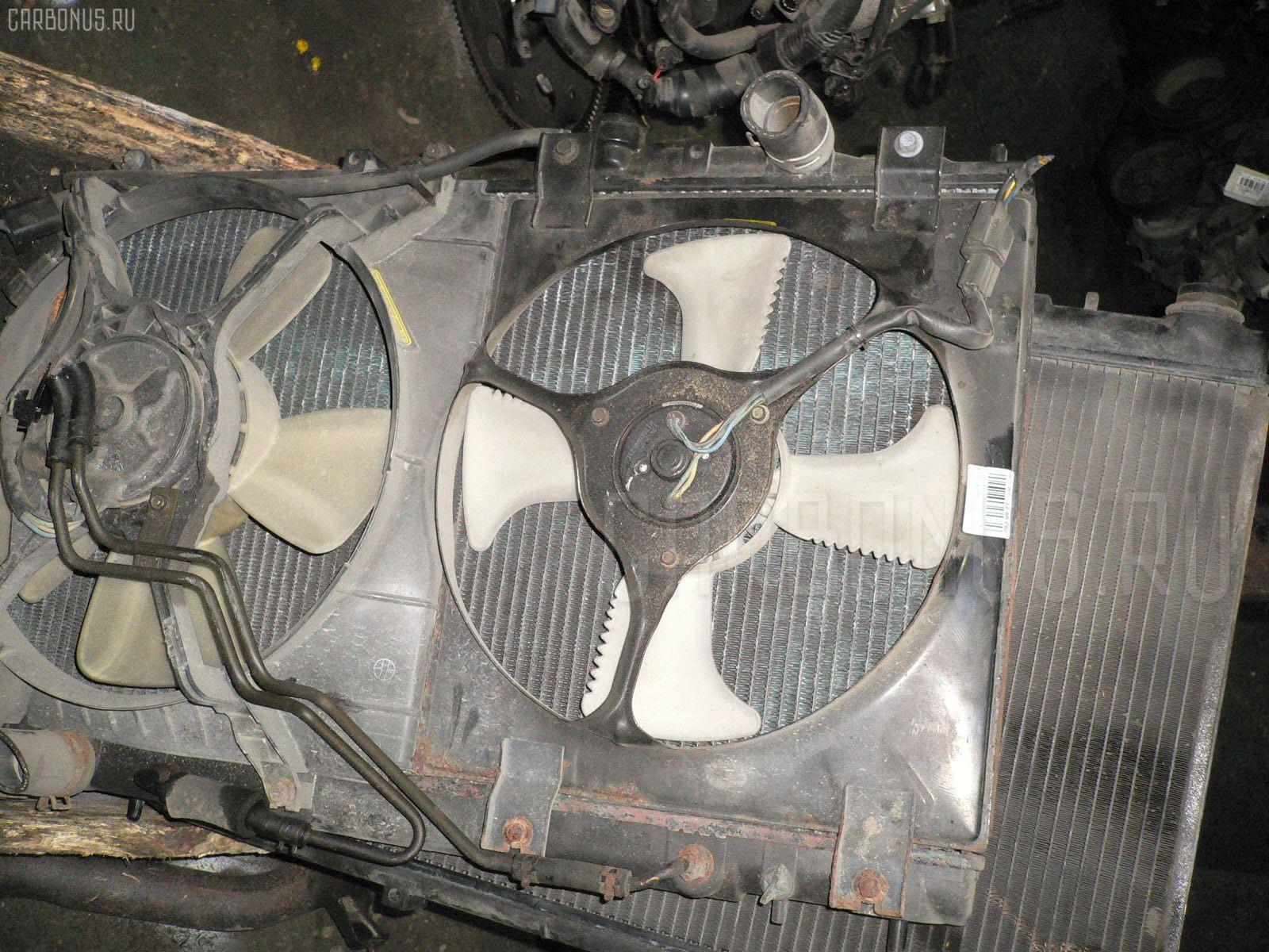 Радиатор ДВС Mitsubishi Diamante F36A 6G72 Фото 1