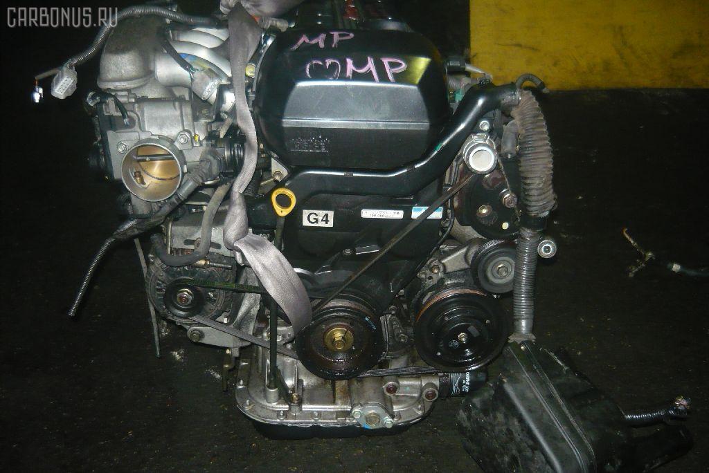 Двигатель TOYOTA ALTEZZA SXE10 3S-GE. Фото 4