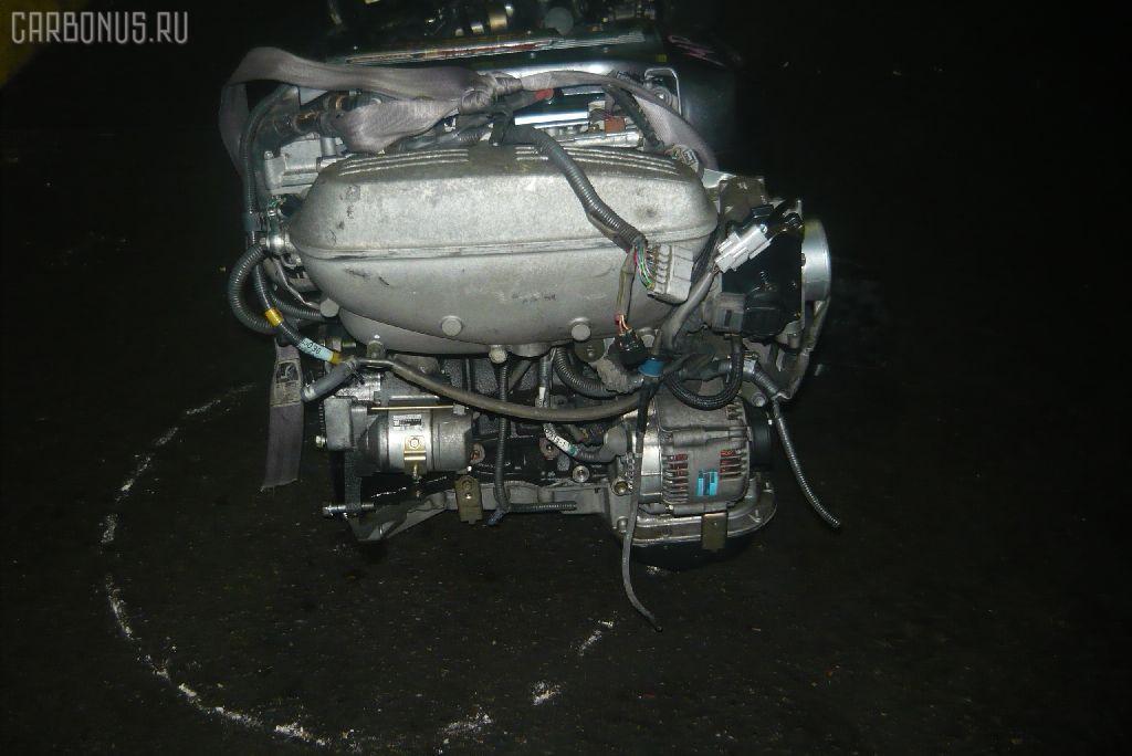 Двигатель TOYOTA ALTEZZA SXE10 3S-GE. Фото 7