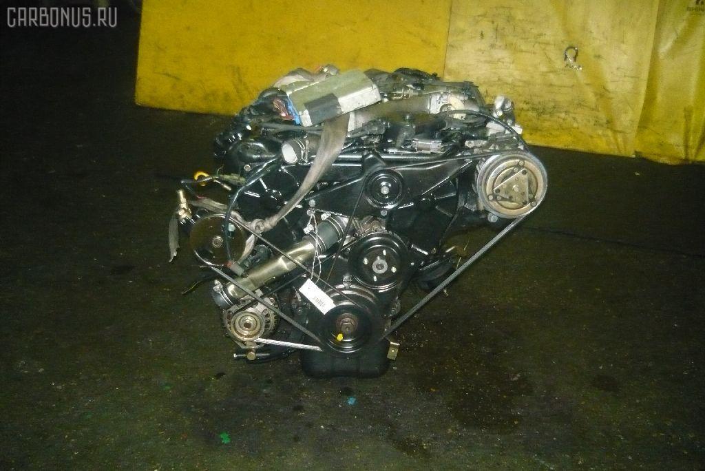 Двигатель NISSAN CEDRIC PY32 VG30E. Фото 3