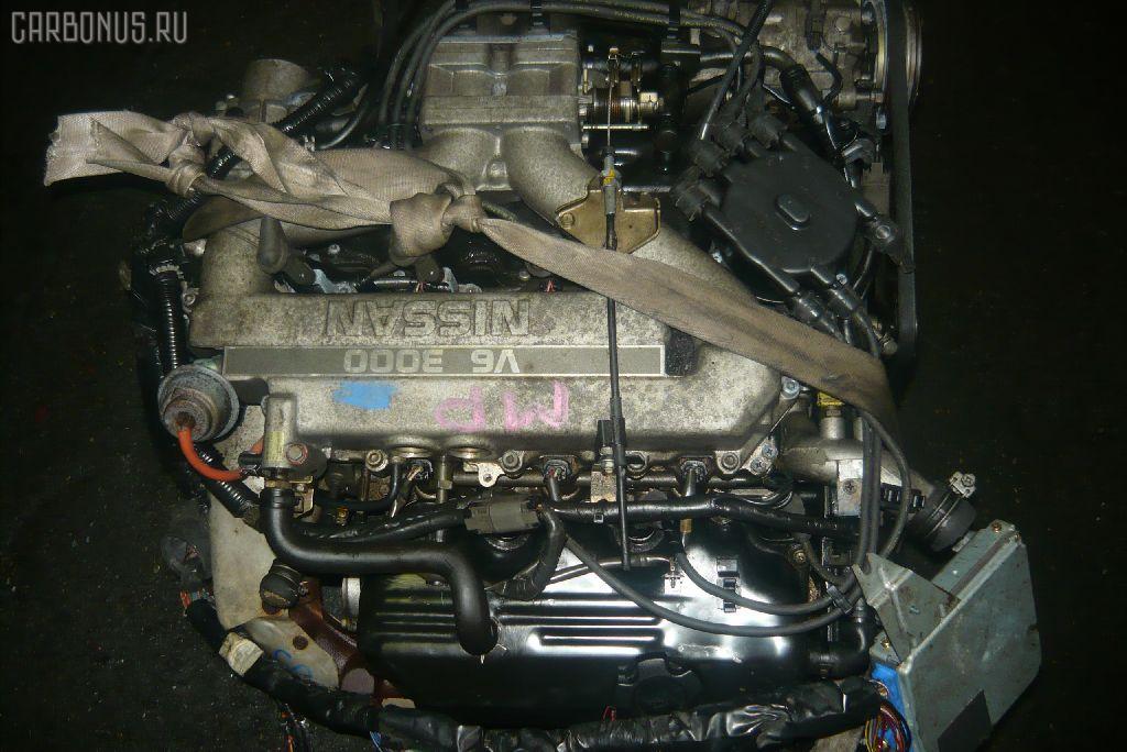 Двигатель NISSAN CEDRIC PY32 VG30E. Фото 7