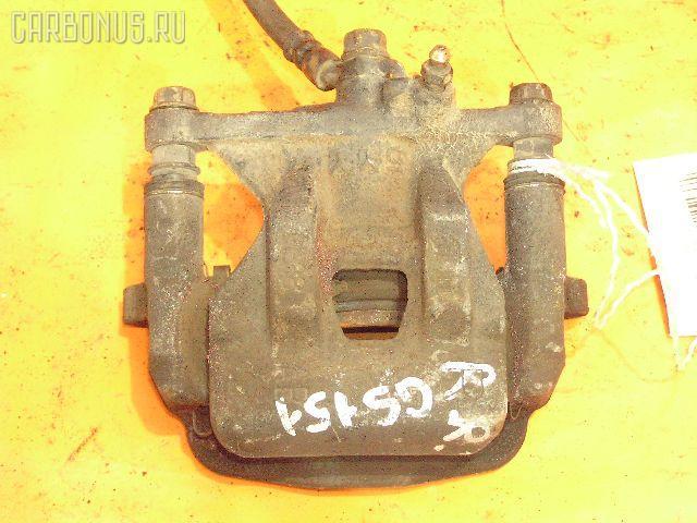 Суппорт TOYOTA CROWN GS151 1G-FE. Фото 5