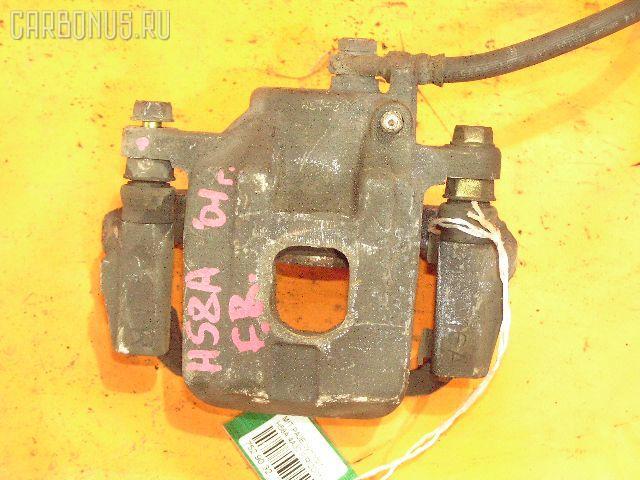 Суппорт MITSUBISHI PAJERO MINI H58A 4A30. Фото 10