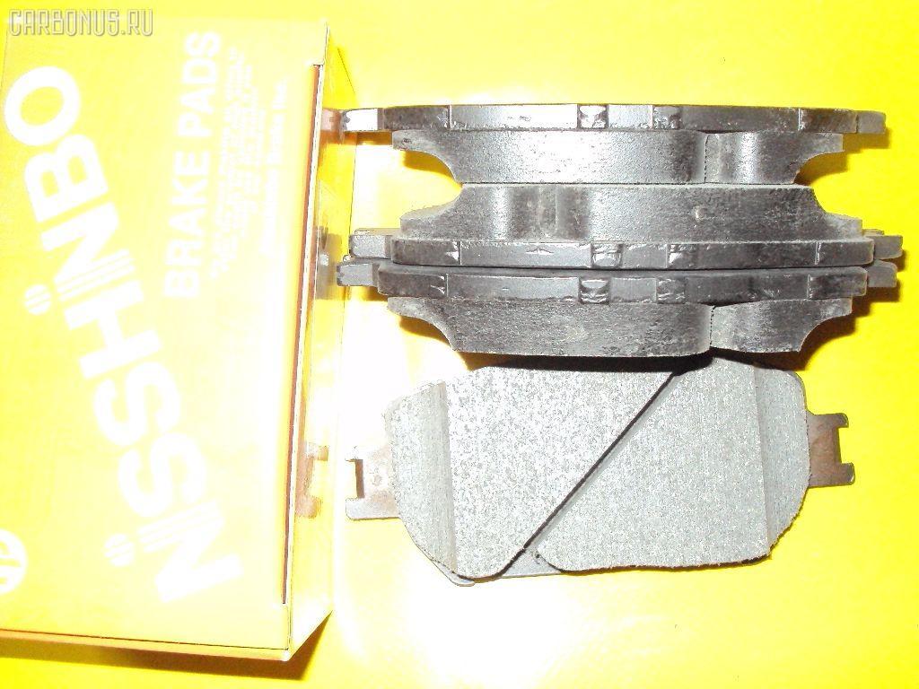 Тормозные колодки TOYOTA MARK X GRX120 Фото 1