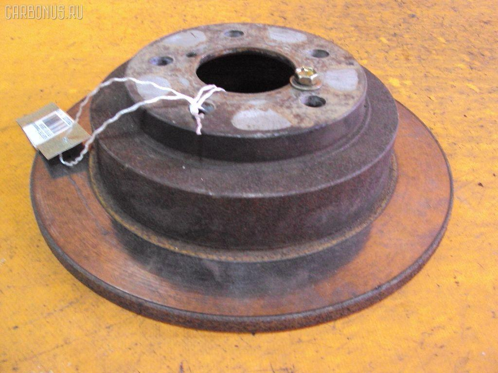 Тормозной диск SUBARU FORESTER SF5. Фото 5