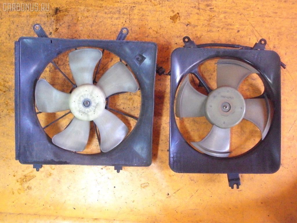 Вентилятор радиатора ДВС HONDA ACCORD CF3 F18B. Фото 6