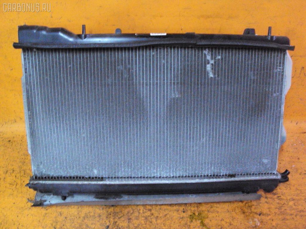 Радиатор ДВС SUBARU FORESTER SG5 EJ205DERJE. Фото 1