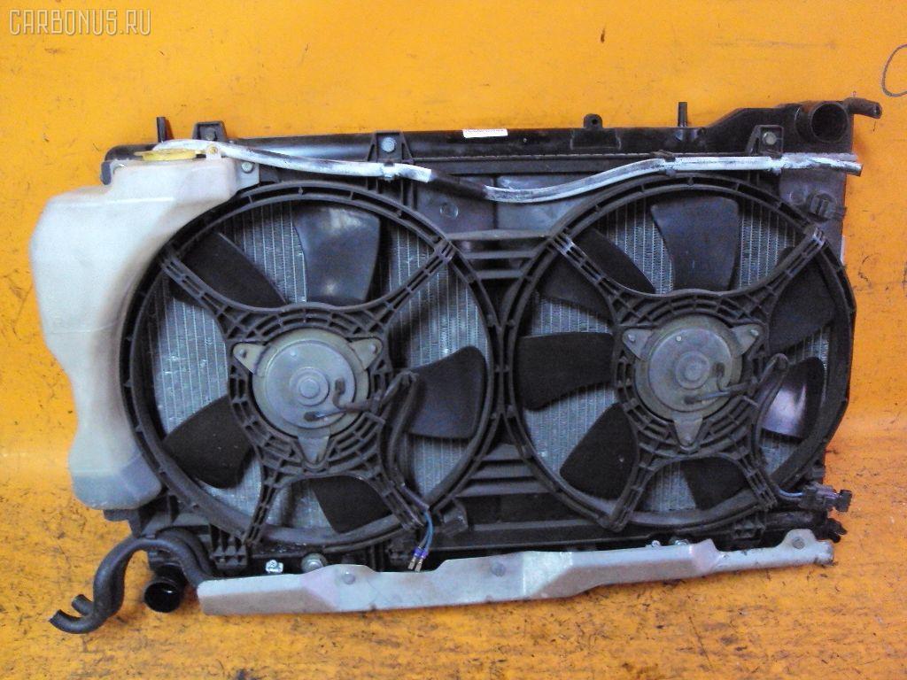 Радиатор ДВС SUBARU FORESTER SG5 EJ205DERJE. Фото 2