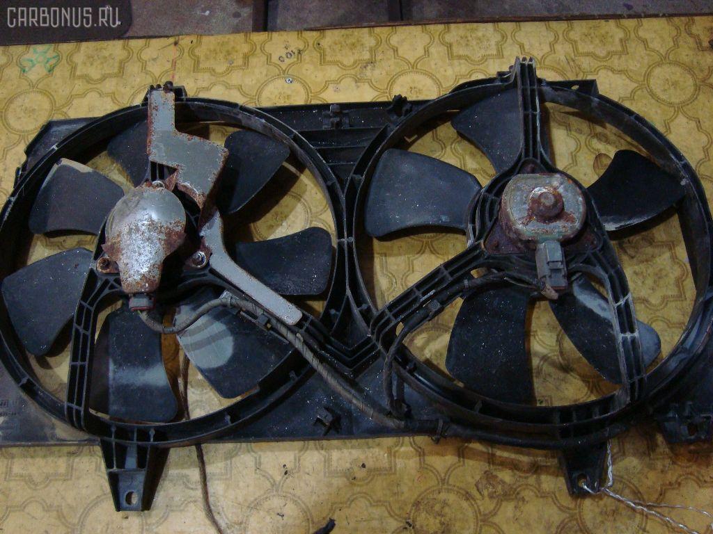 Вентилятор радиатора ДВС NISSAN BLUEBIRD HU14 SR20DE. Фото 5