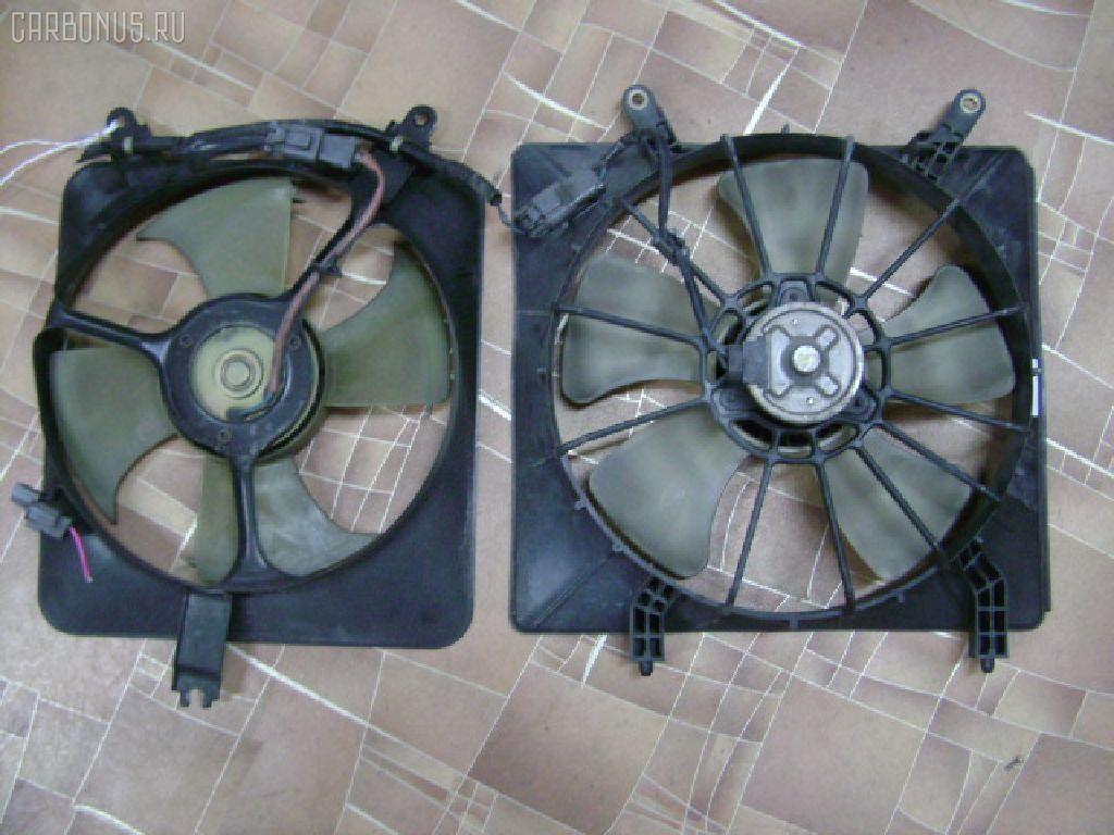 Вентилятор радиатора ДВС HONDA ACCORD WAGON CF6 F23A. Фото 6