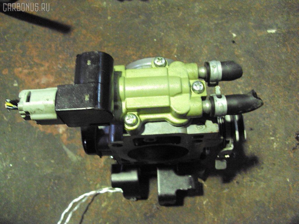 Дроссельная заслонка HONDA FIT GD2 L13A. Фото 2