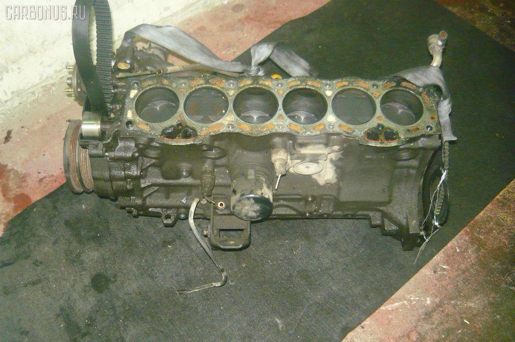 Блок двигателя TOYOTA CROWN GS130 1G-FE. Фото 1