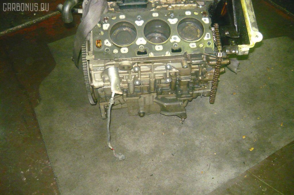 Блок двигателя MAZDA MPV LW5W GY Фото 4