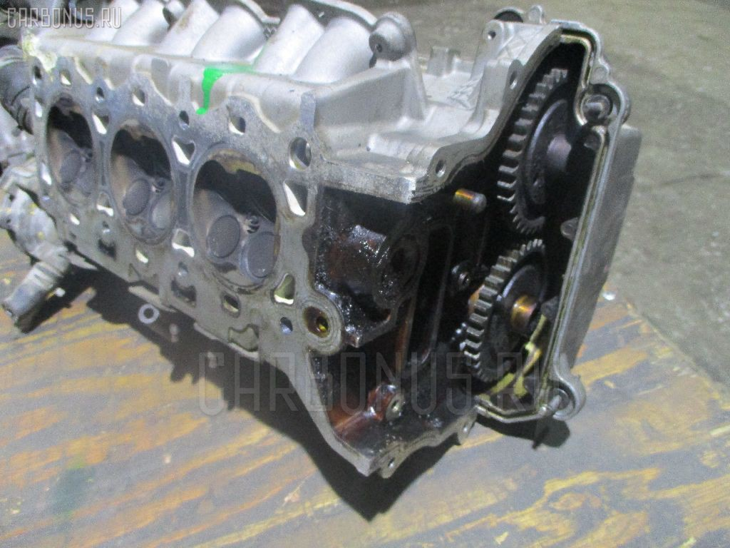 Головка блока цилиндров MAZDA MPV LW5W GY Фото 7