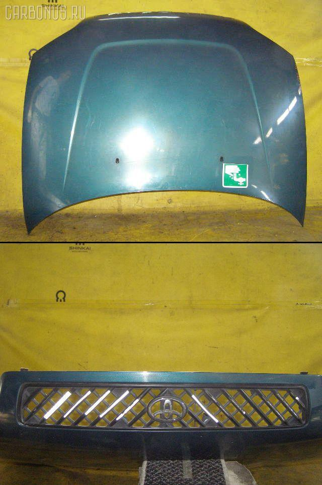 Капот TOYOTA RAV4 SXA10G. Фото 9