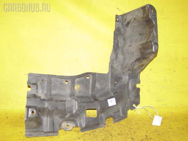 Защита двигателя TOYOTA VITZ SCP13 2SZ-FE
