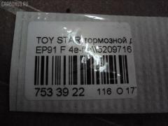 Тормозной диск TOYOTA STARLET EP91 4E-FTE Фото 2