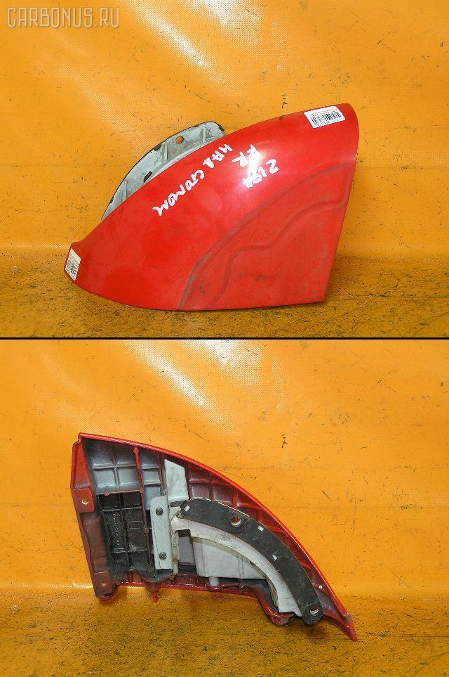 Планка задняя MITSUBISHI GTO Z15A Фото 1
