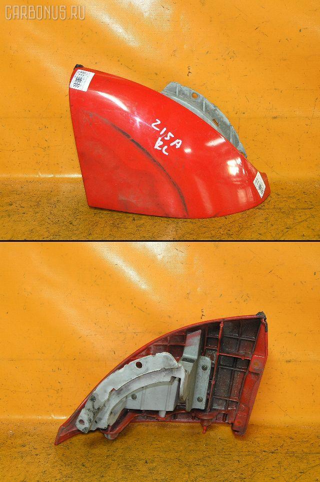 Планка задняя MITSUBISHI GTO Z15A