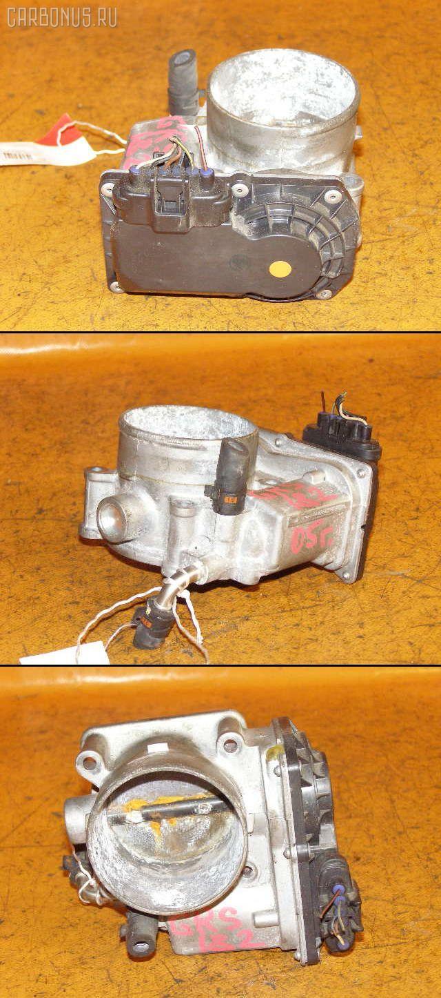 Дроссельная заслонка TOYOTA CROWN GRS182 3GR-FSE Фото 1