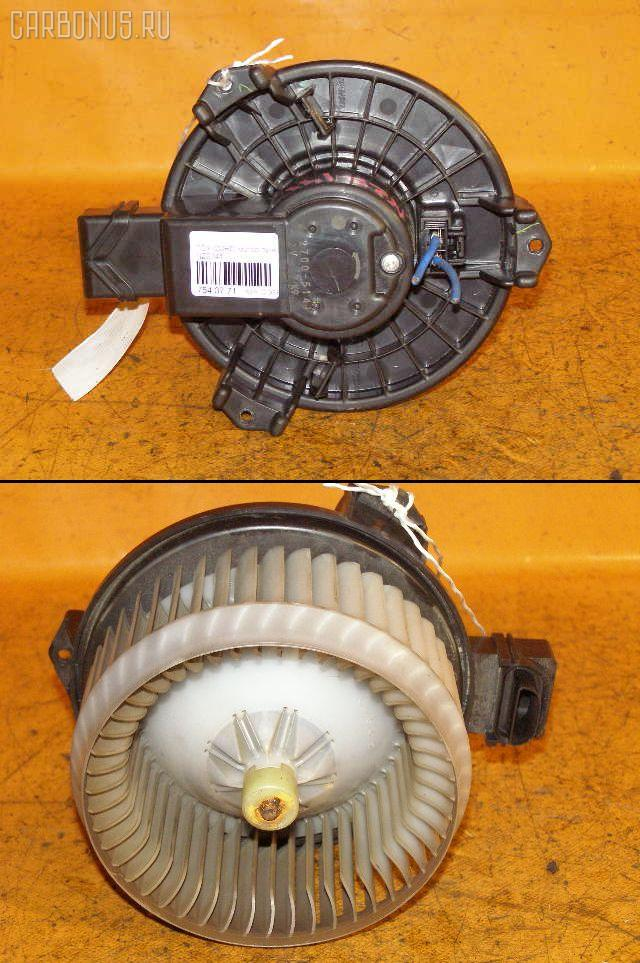 Мотор печки TOYOTA COROLLA AXIO NZE141. Фото 5