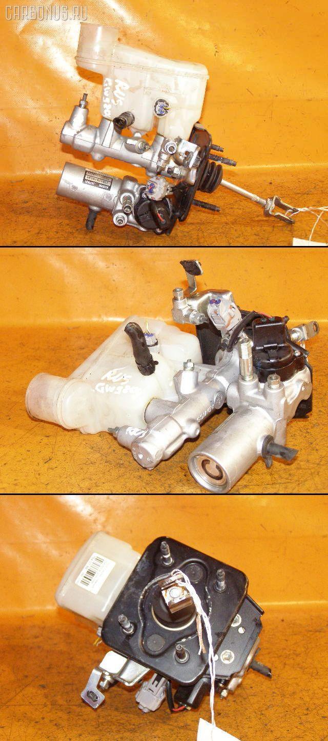 Главный тормозной цилиндр TOYOTA CROWN HYBRID GWS204 2GR-FSE Фото 1