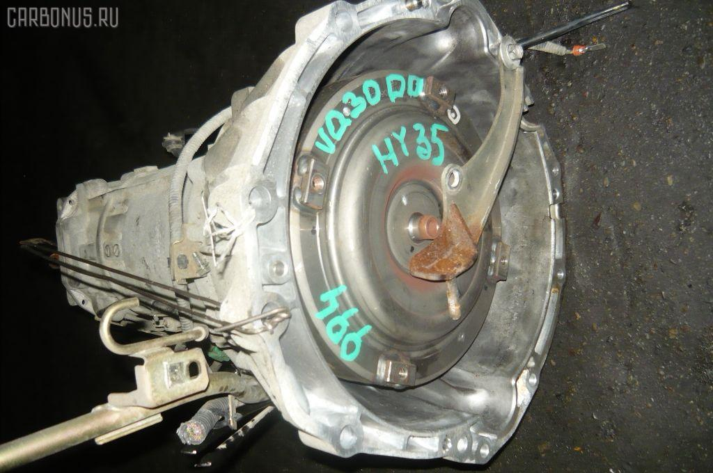 КПП автоматическая NISSAN SKYLINE HV35 VQ30DD. Фото 6