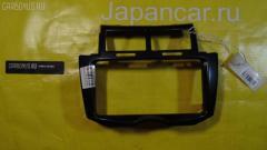 Консоль магнитофона Toyota Vitz KSP90 Фото 1