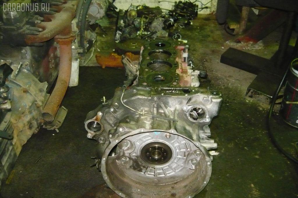 Блок двигателя TOYOTA DYNA XZU411 S05D Фото 5