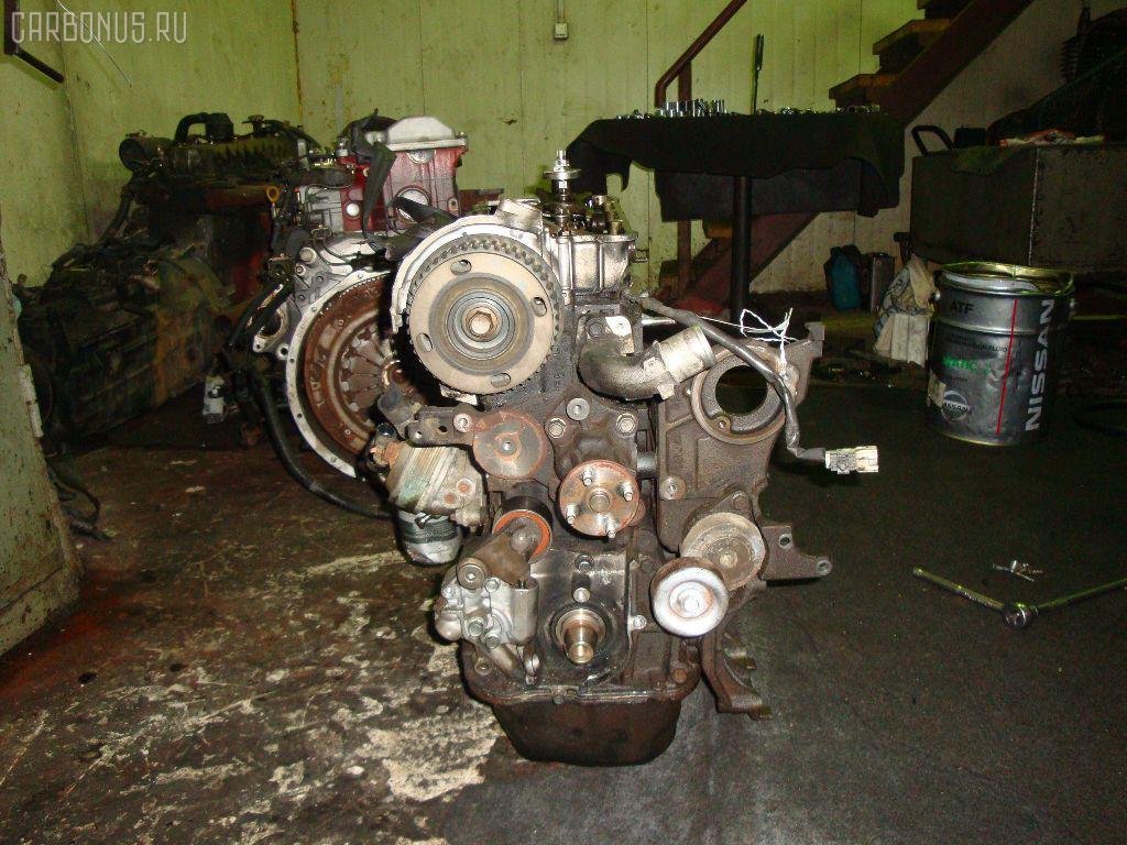 Блок двигателя MAZDA BONGO SKF2M RF-T Фото 1