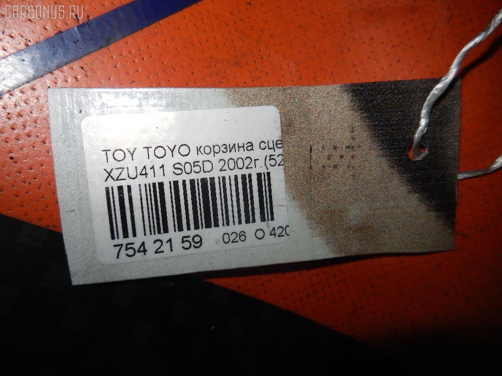 Корзина сцепления TOYOTA TOYOACE XZU411 S05D Фото 3
