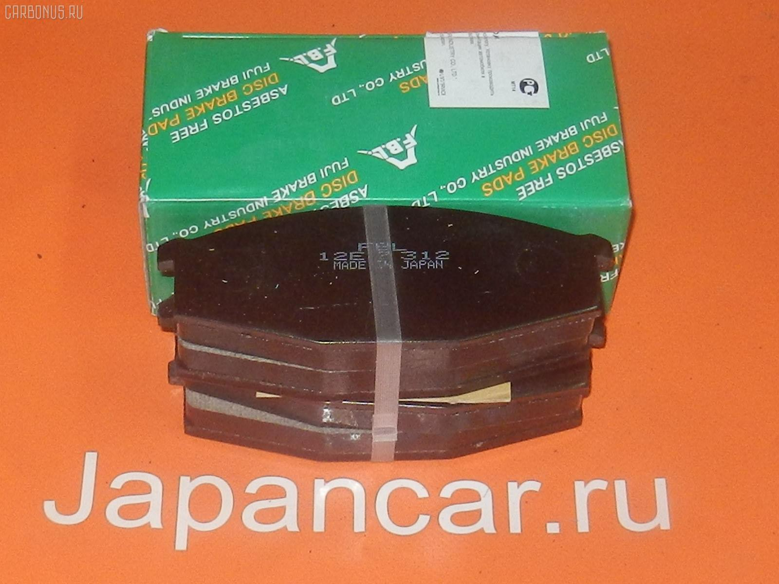 Тормозные колодки NISSAN SAFARI VRGY60 Фото 1