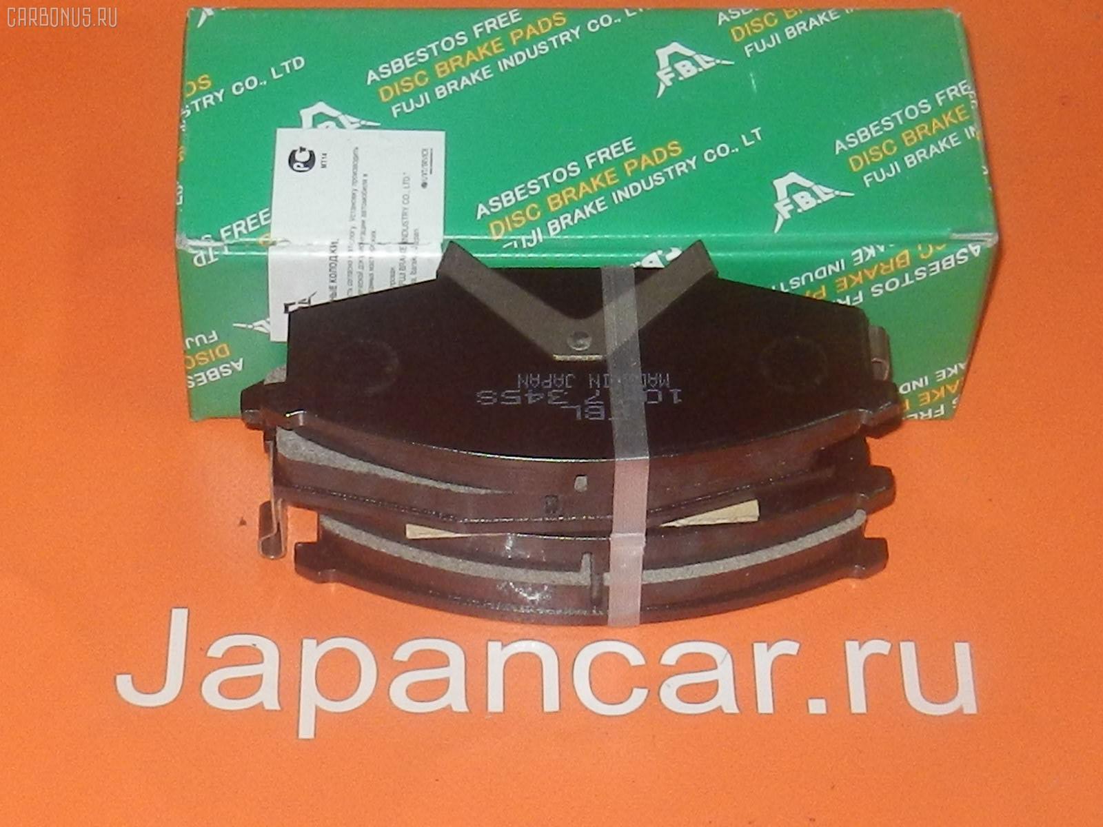 Тормозные колодки Nissan Safari WYY60 Фото 1