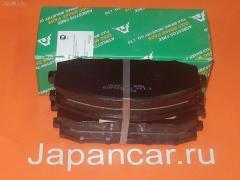 Тормозные колодки Nissan Safari WFGY61 Фото 1
